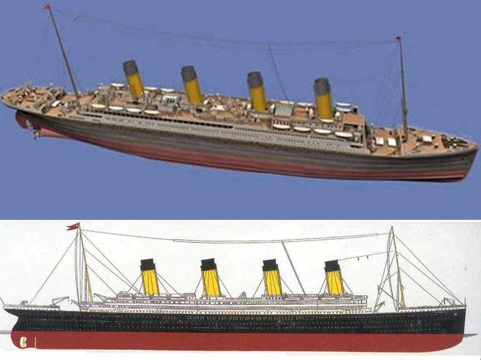 A Titanic egyik propelleralagútja