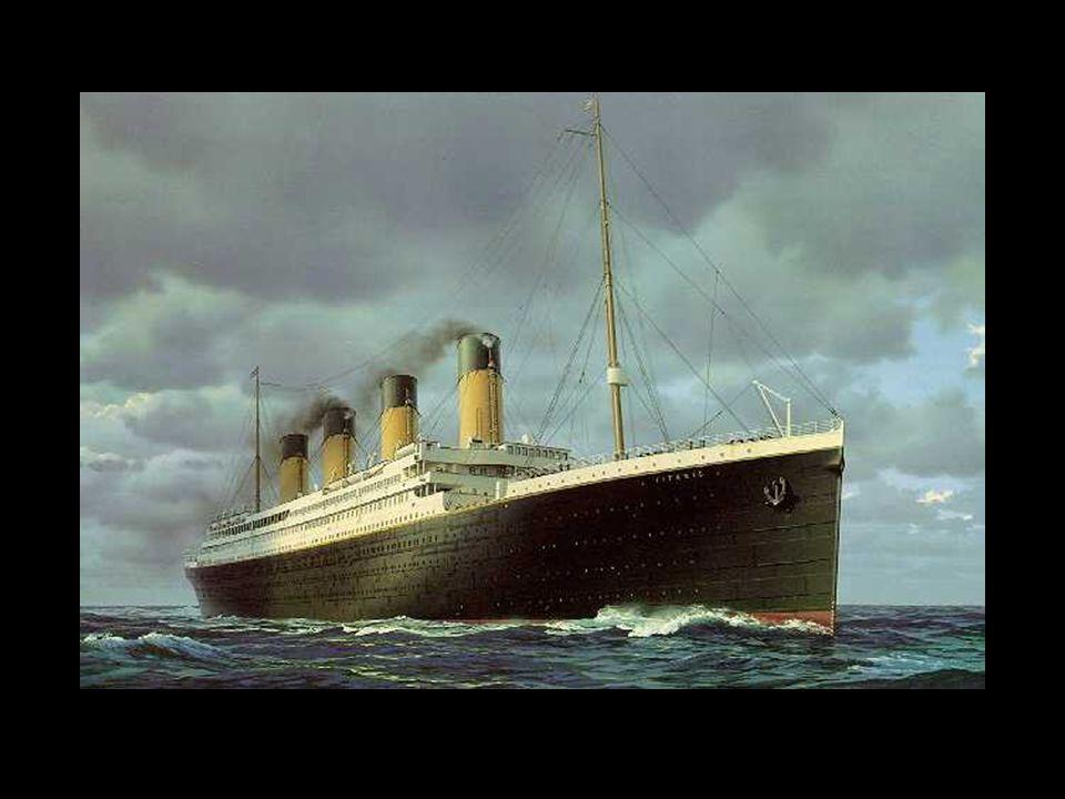 A Titanic jelen állapota, összehasonlítva az aktuális profillal A farrész Az orrész Iszapba temetve