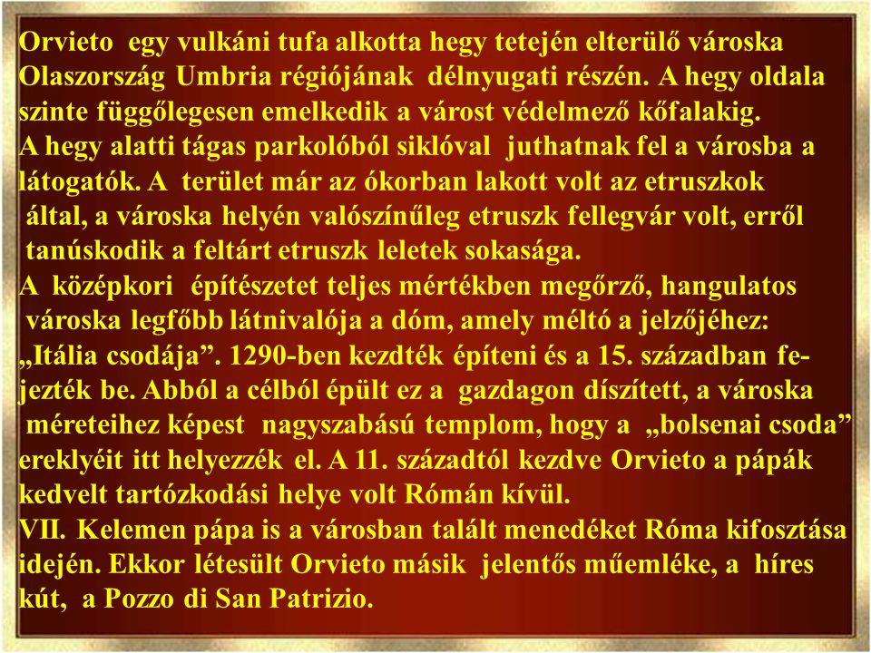 A belső tér román árkádsora