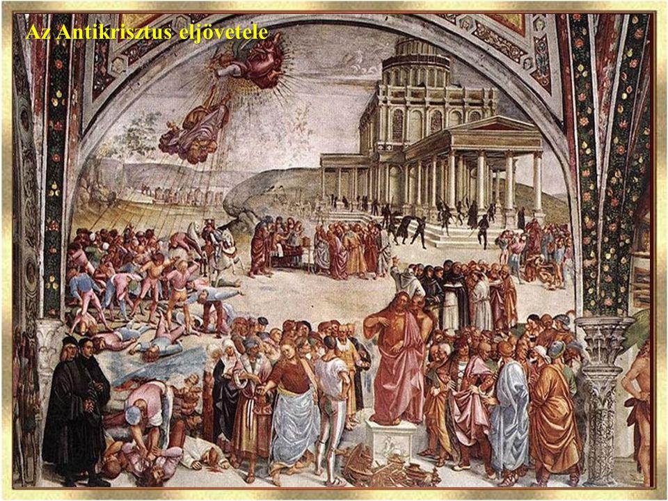 Signorelli freskói következnek