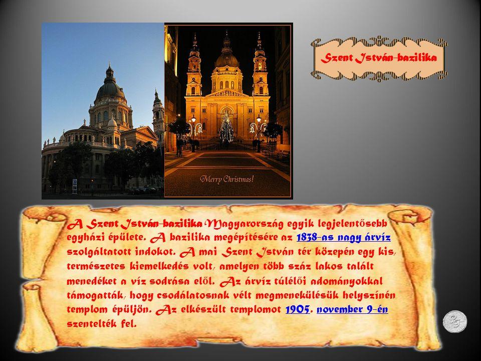 """Notre-Dame Mi Asszonyunk"""".Alapkövét 1163-ban, Párizsban fektette le III. Sándor pápa. A Notre-Dame k ő b ő l épült, Ugyancsak a gótikus stílusra jelle"""