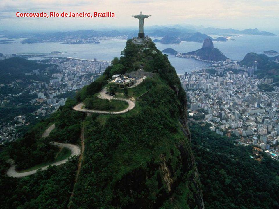 Corcovado, Rio de Janeiro, Brazilia