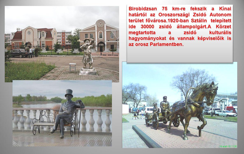 8351 km Birobidzsan Birobidzsan