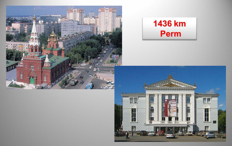 957 km Kirov Kirov