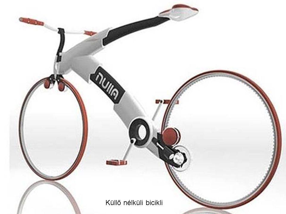 Küllő nélküli bicikli