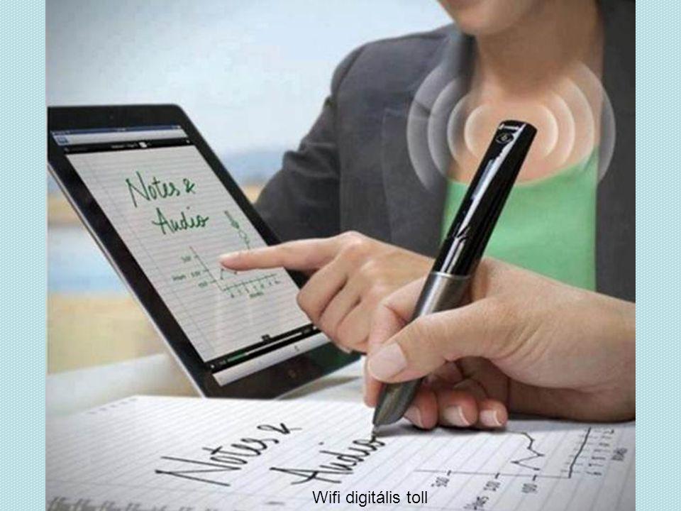 Wifi digitális toll