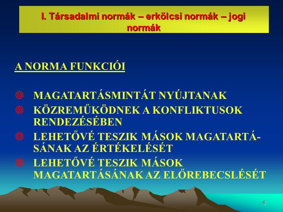 27 A jogszabályok értelmezése A jogszabályok a Magyar Köztársaság hivatalos lapjában a Magyar Közlönyben jelennek meg, az azonos évben kiadott joganyagot hivatalos gyűjteményben közzéteszik Legfontosabb teendő megkeresni(megtalálni) az azonos tárgyat, területet szabályozó összetartozó jogszabályok hatályos szövegét, (Jogtár!!) Jogszabály értelmezésére, s ennek megfelelő döntésre csak a jogszabály alkalmazónak van joga.