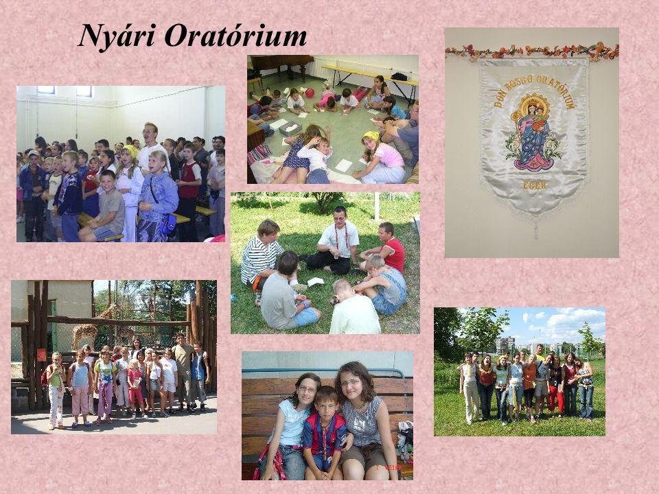 Nyári Oratórium