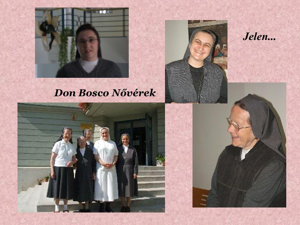 Don Bosco Nővérek Jelen...