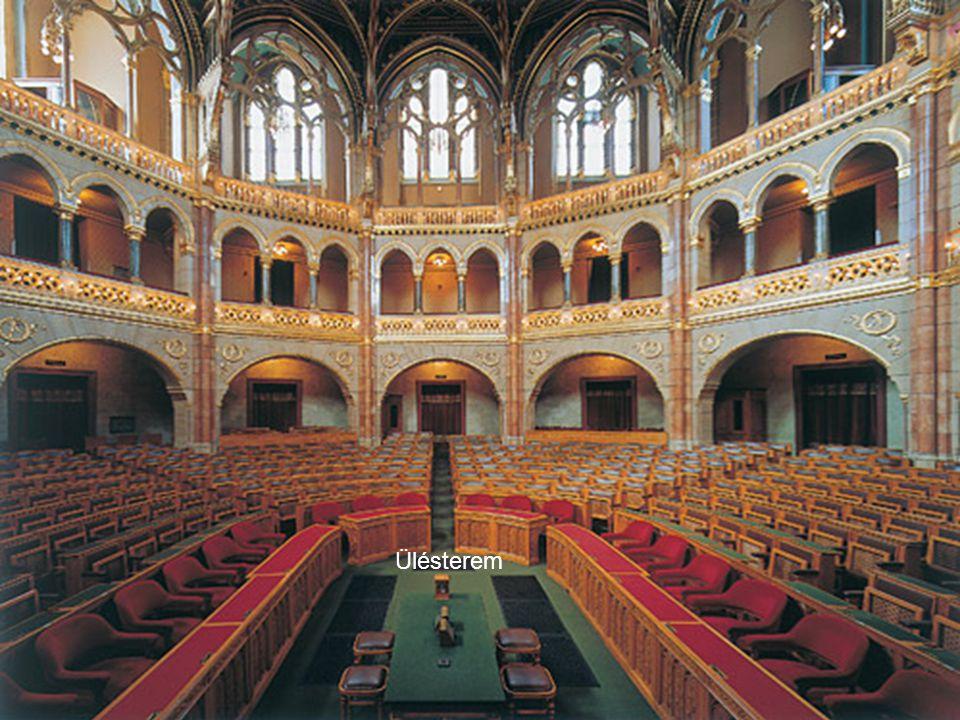 Képviselői ülésterem