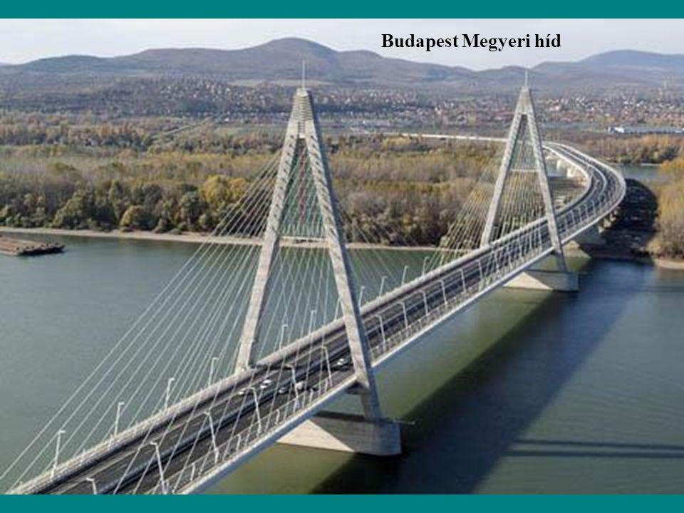 Budapest Megyeri híd