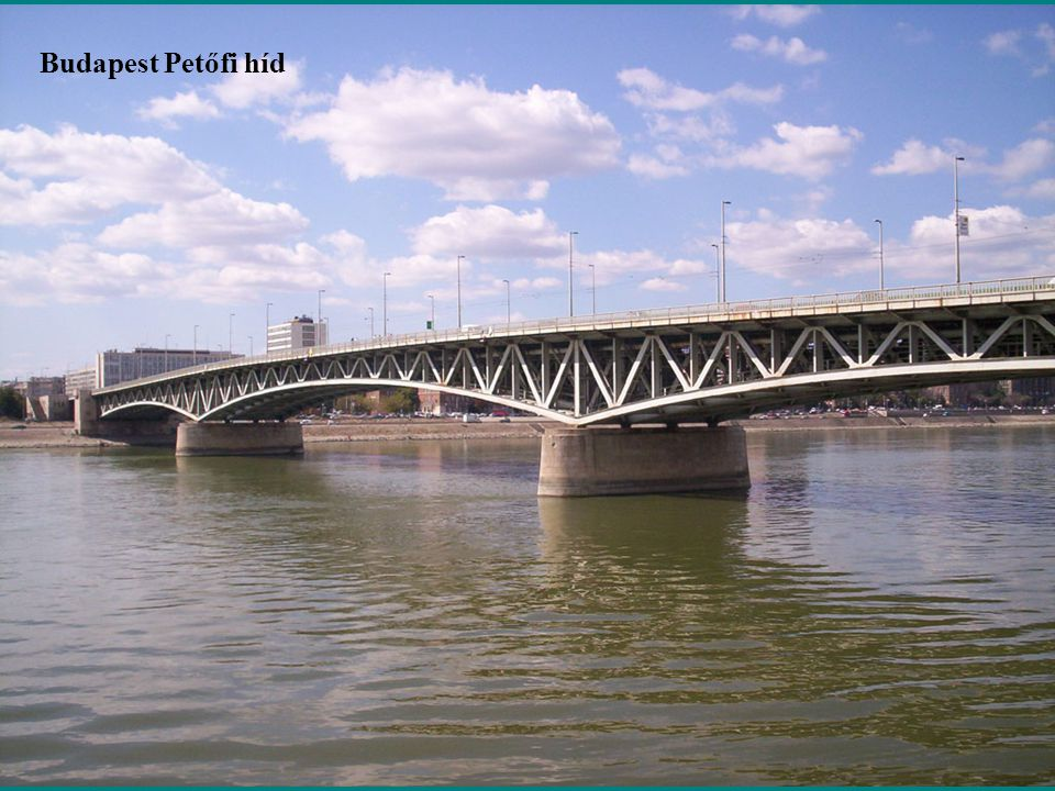 Budapest Petőfi híd