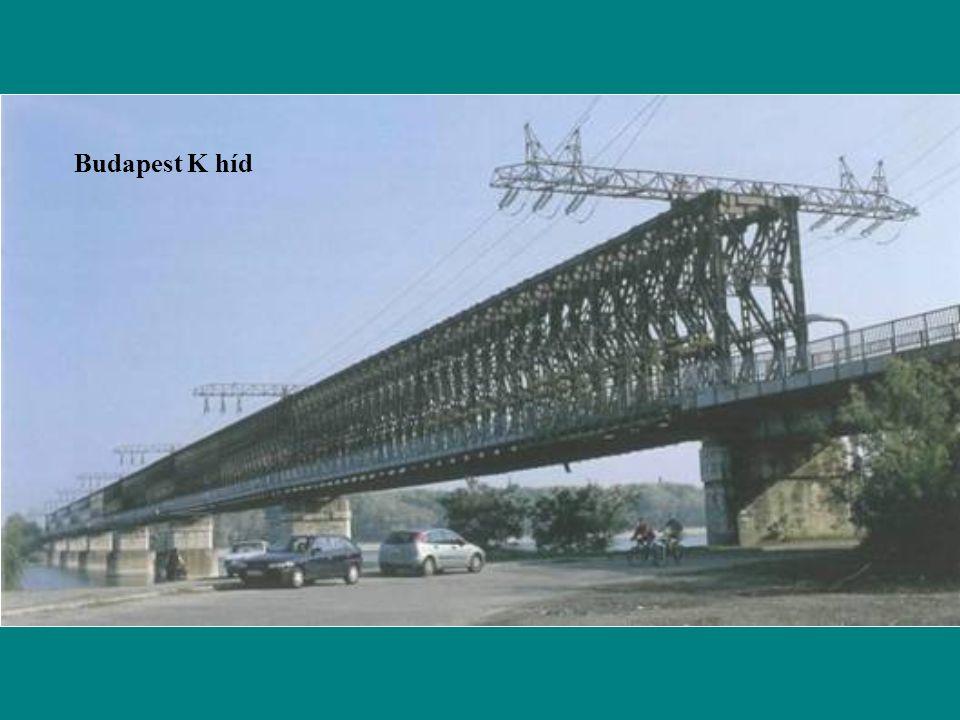 Budapest K híd
