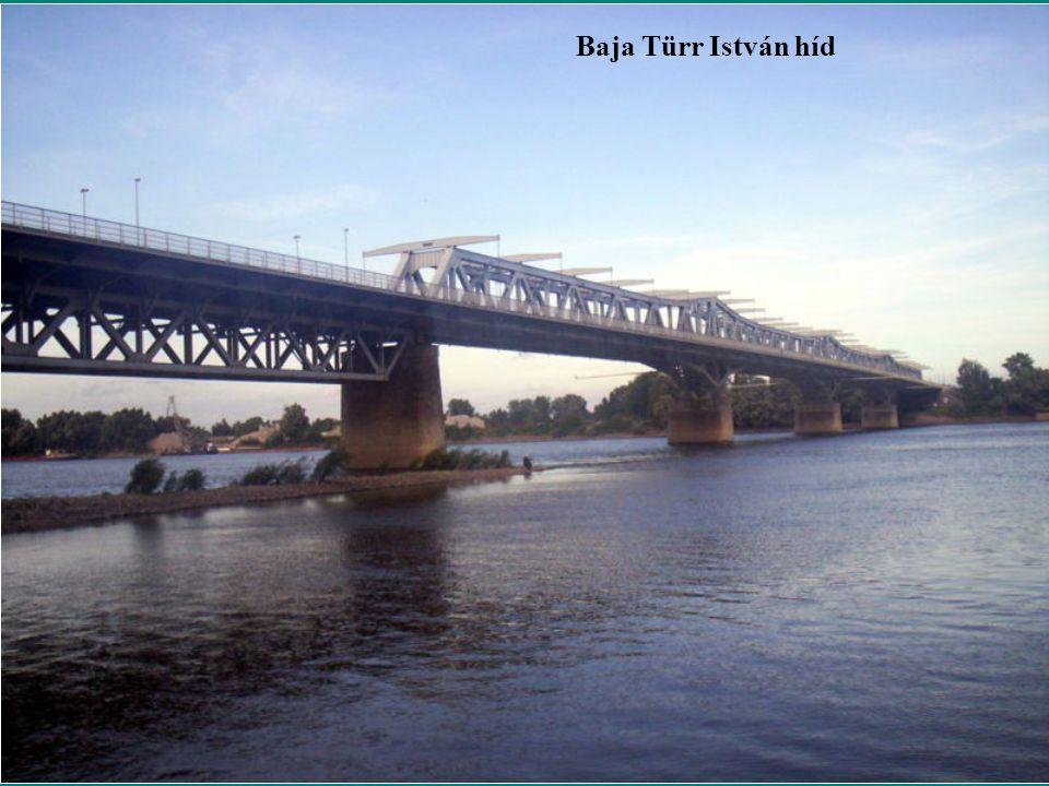 Baja Türr István híd