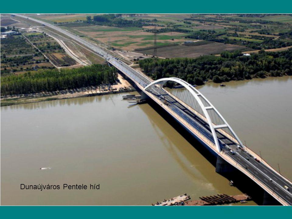 Dunaújváros Pentele híd