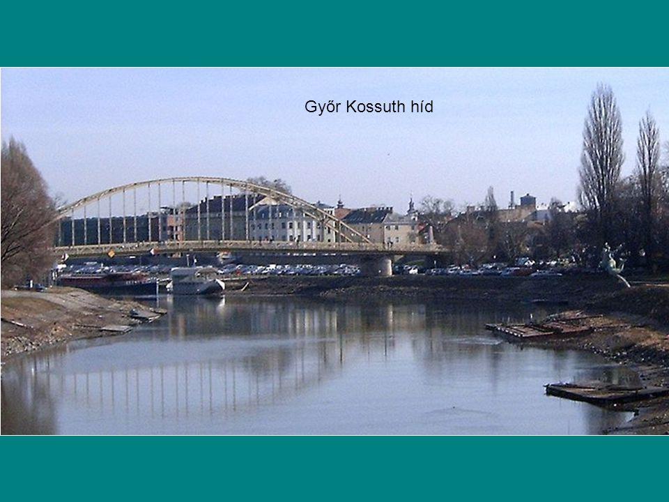 Győr Kossuth híd