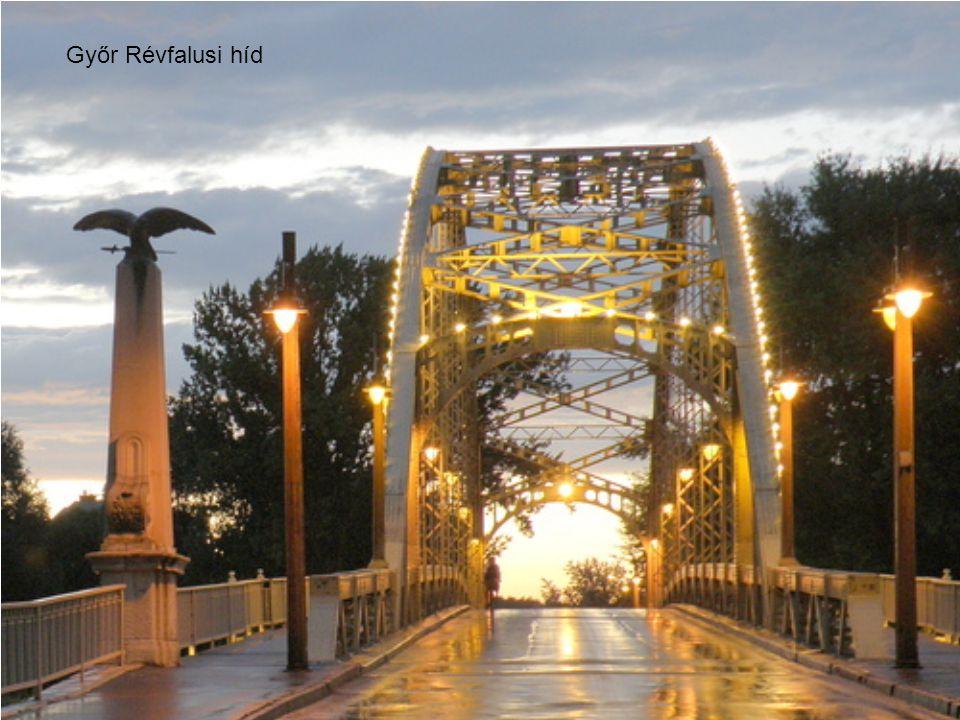 Győr Révfalusi híd