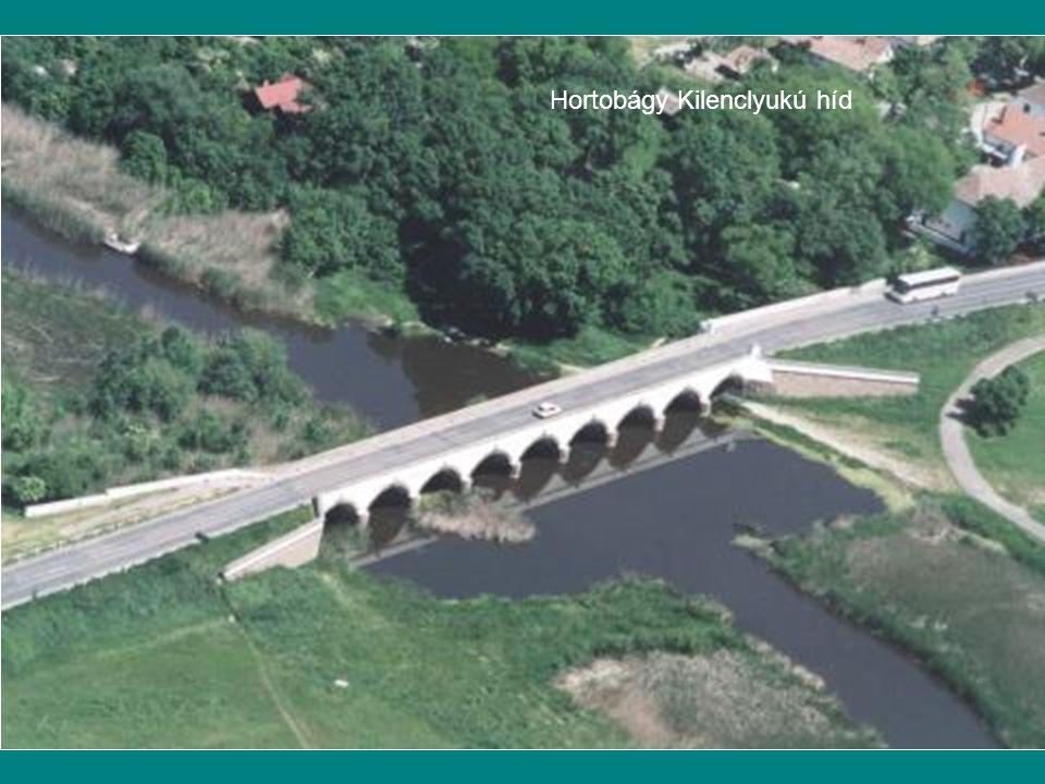 Hortobágy Kilenclyukú híd