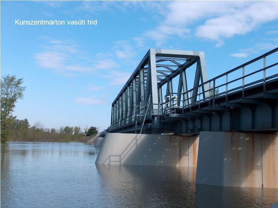 Kunszentmárton vasúti híd
