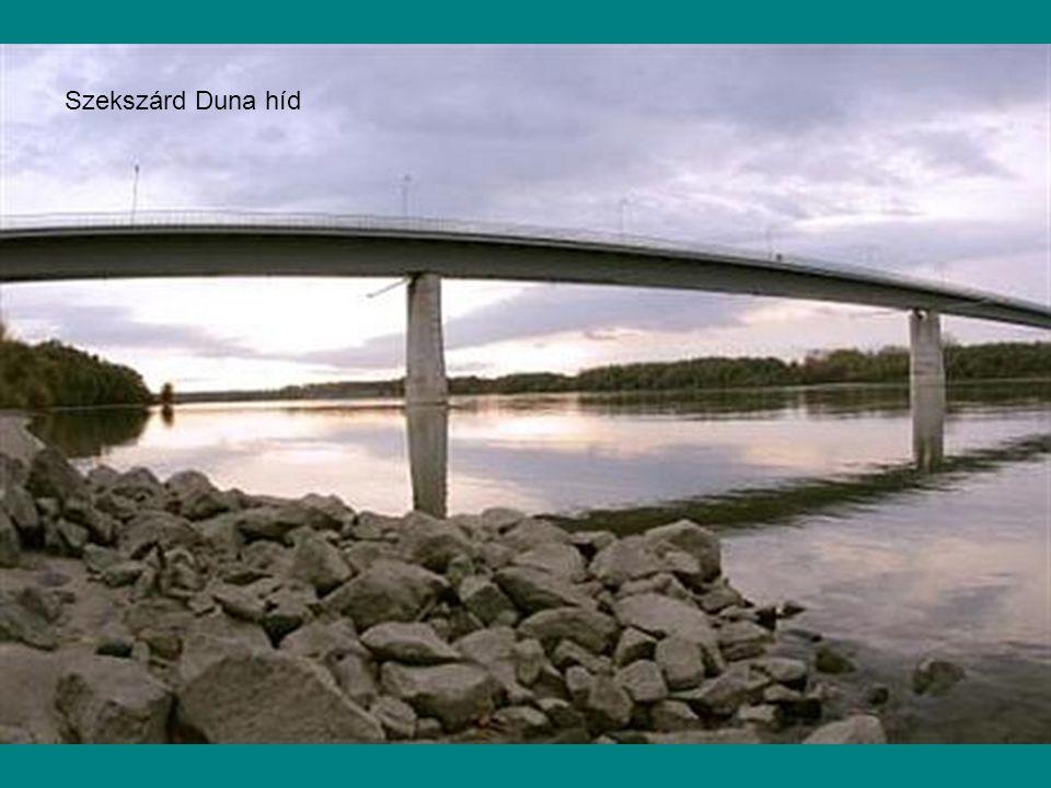 Szekszárd Duna híd