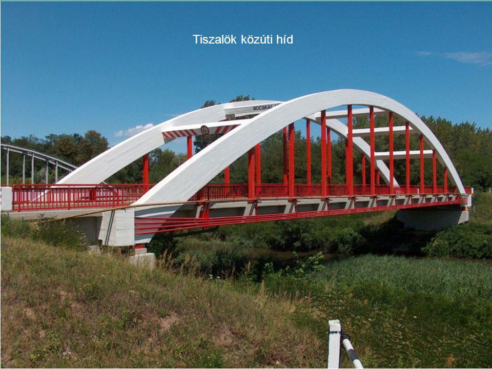 Tiszalök közúti híd