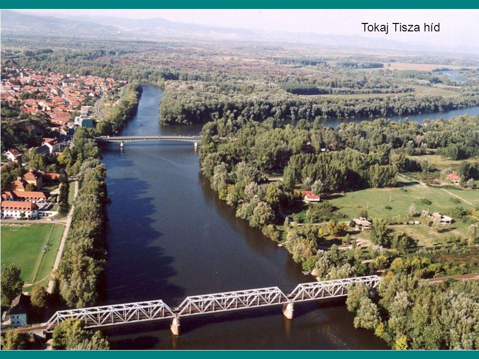 Tokaj Tisza híd
