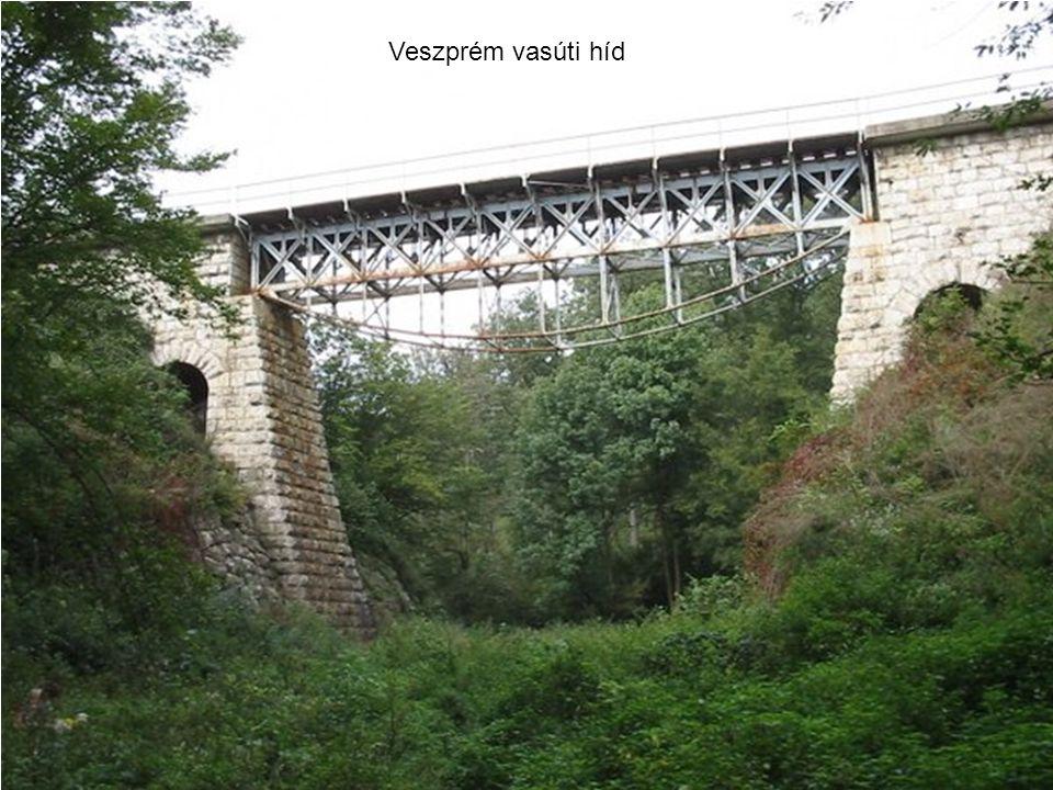 Veszprém vasúti híd