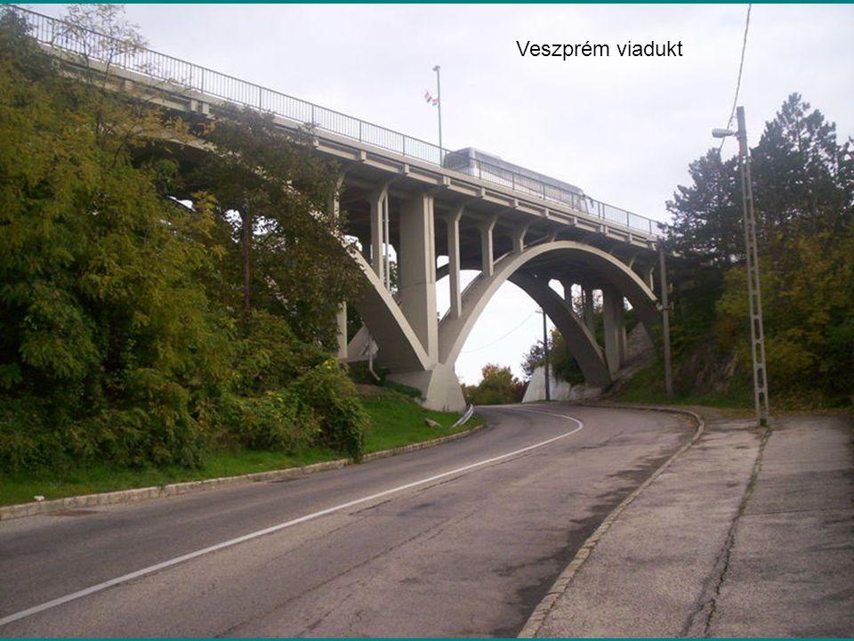 Veszprém viadukt