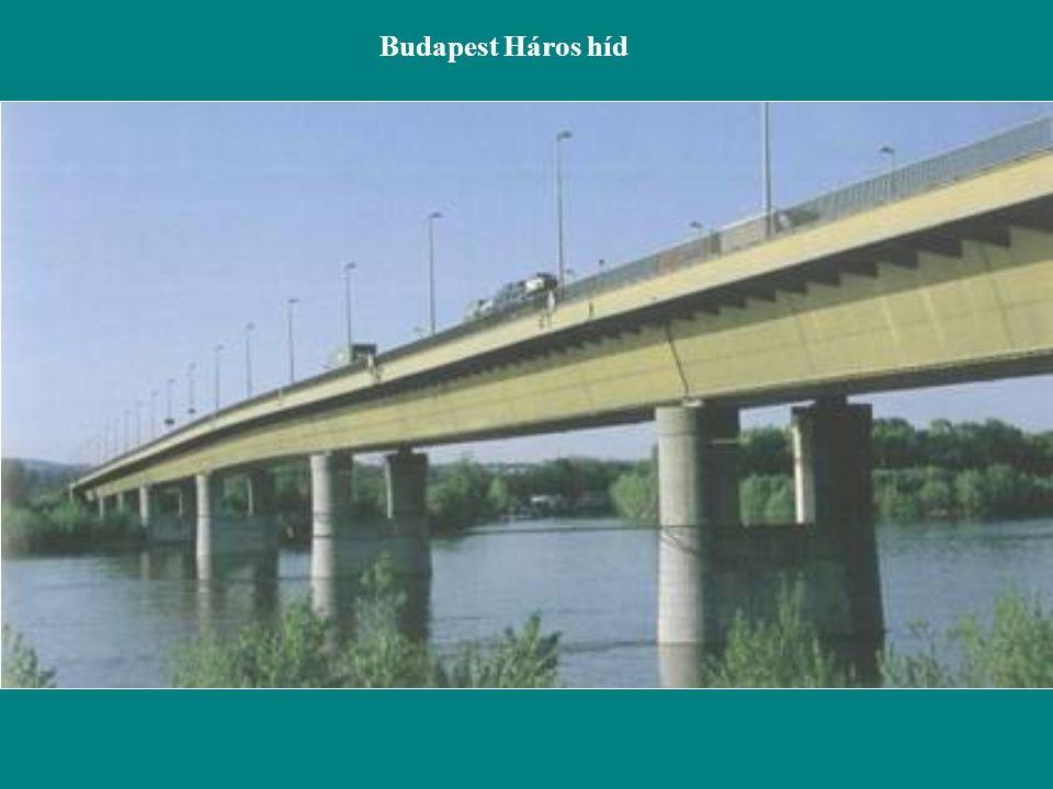 Budapest Háros híd