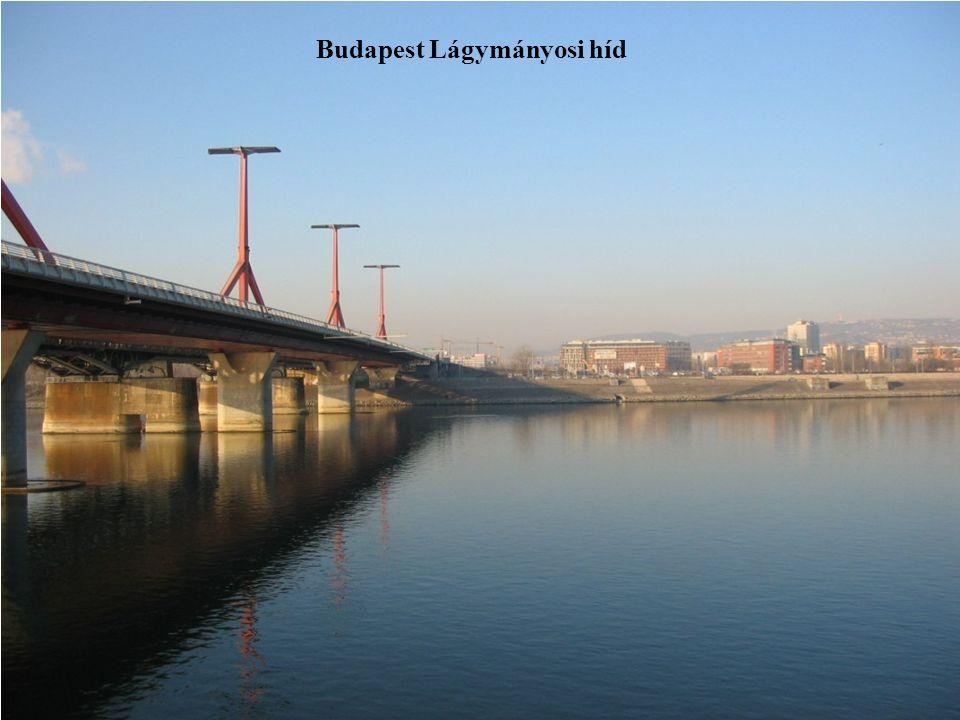 Budapest Lágymányosi híd