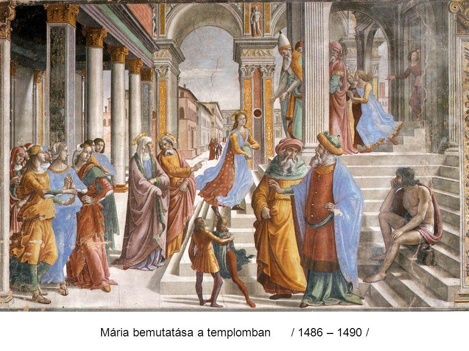 Szent István vértanú / 1490 /
