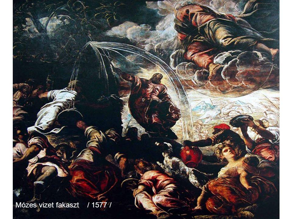 Jézus születése / 1577 /