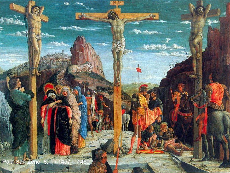 Pala San Zeno 3. / 1457 – 1460 /