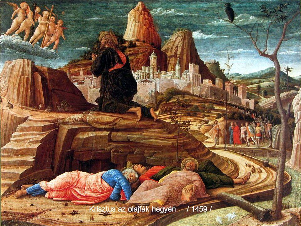 Pala San Zeno 8. / 1457 – 1460 /