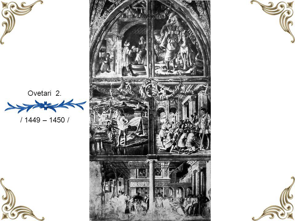 Ovetari 1. / 1449 – 1450 /