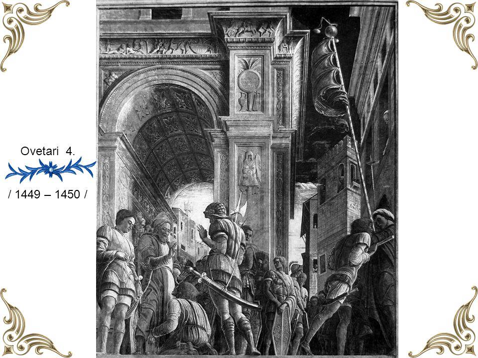 Ovetari 3. / 1449 – 1450 /