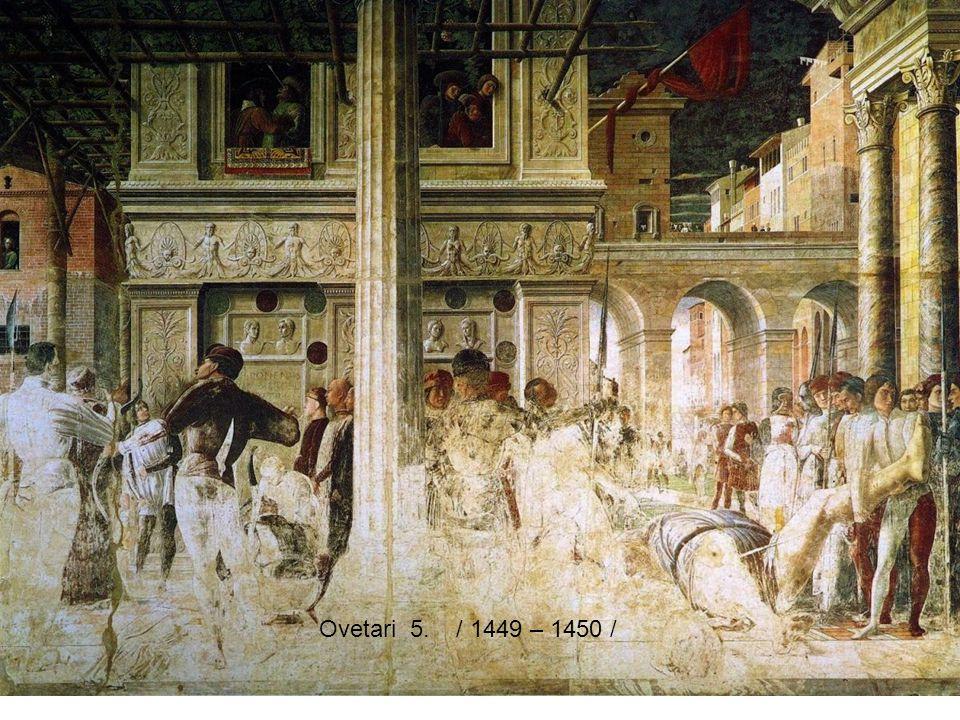 Ovetari 4. / 1449 – 1450 /