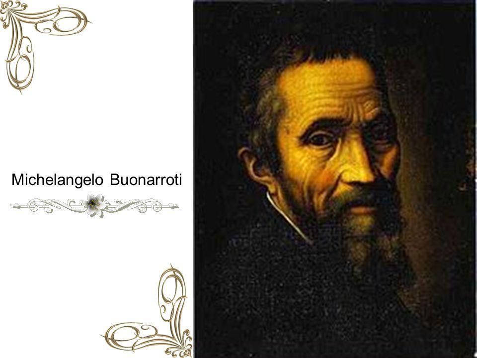 F:Laci N.2 Michelangelo Buonarroti 1475 - 1564 Festményei 1.
