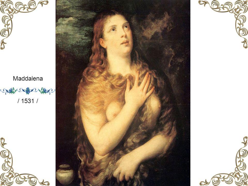 Szent Péter mártíromsága / 1528 – 1530 /