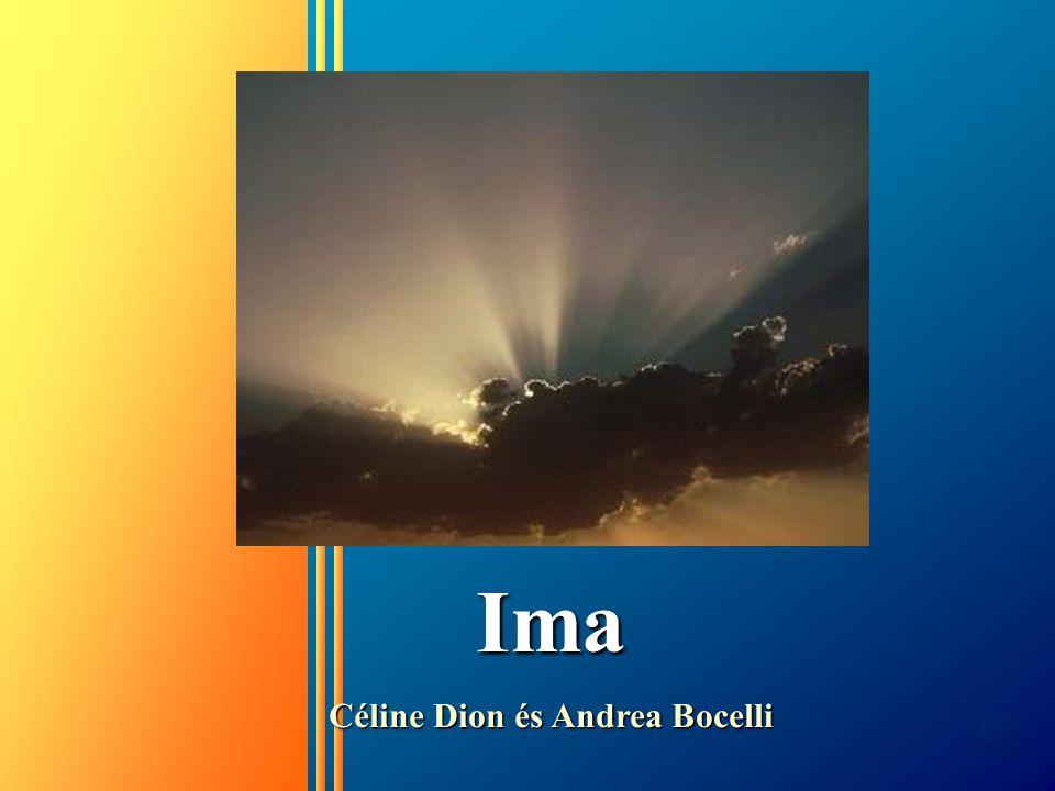 Ima Céline Dion és Andrea Bocelli