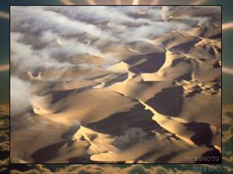 A Föld légköre A feláramlási övezetek hideg aljzatvíz feláramlása