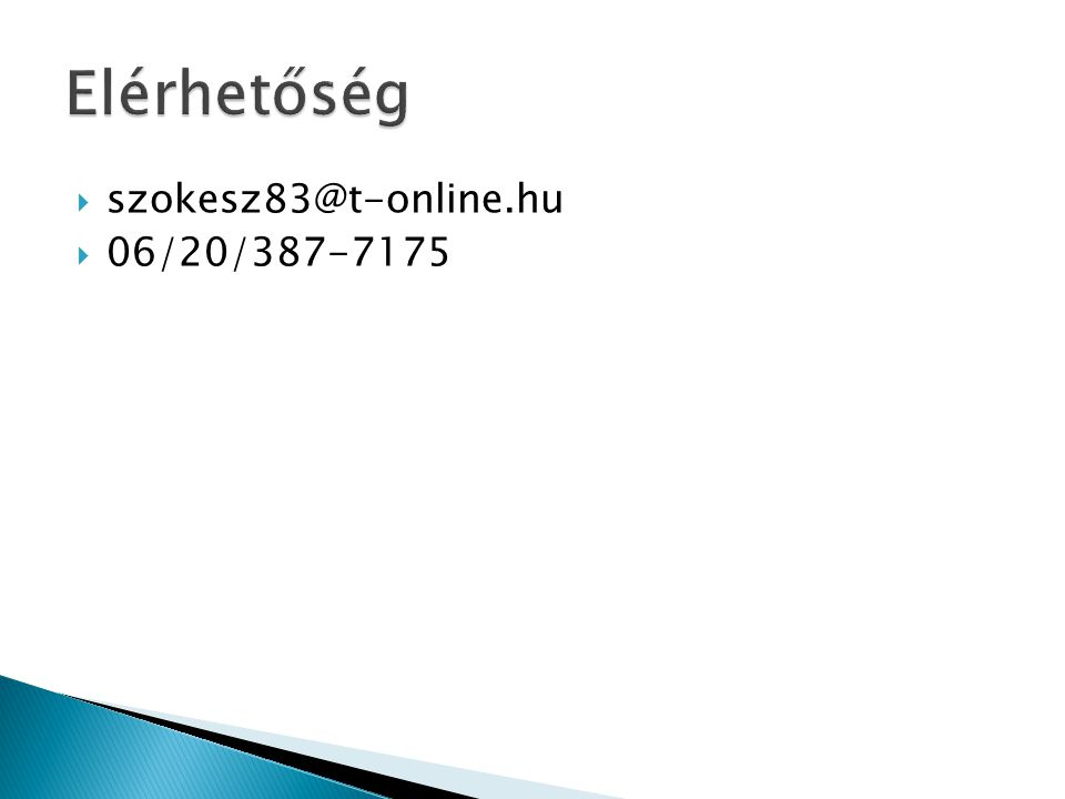  szokesz83@t-online.hu  06/20/387-7175