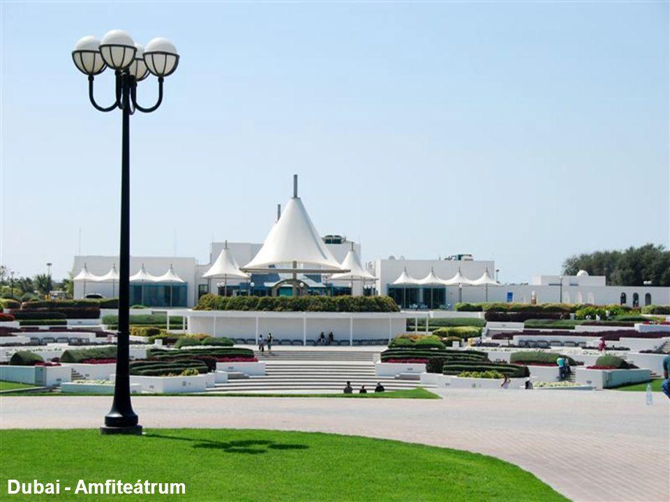 Dubai - Óratorony