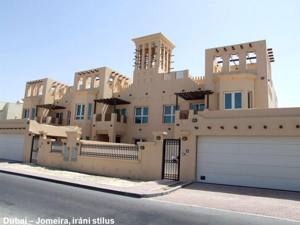 Dubai – Bastakiya, az óváros