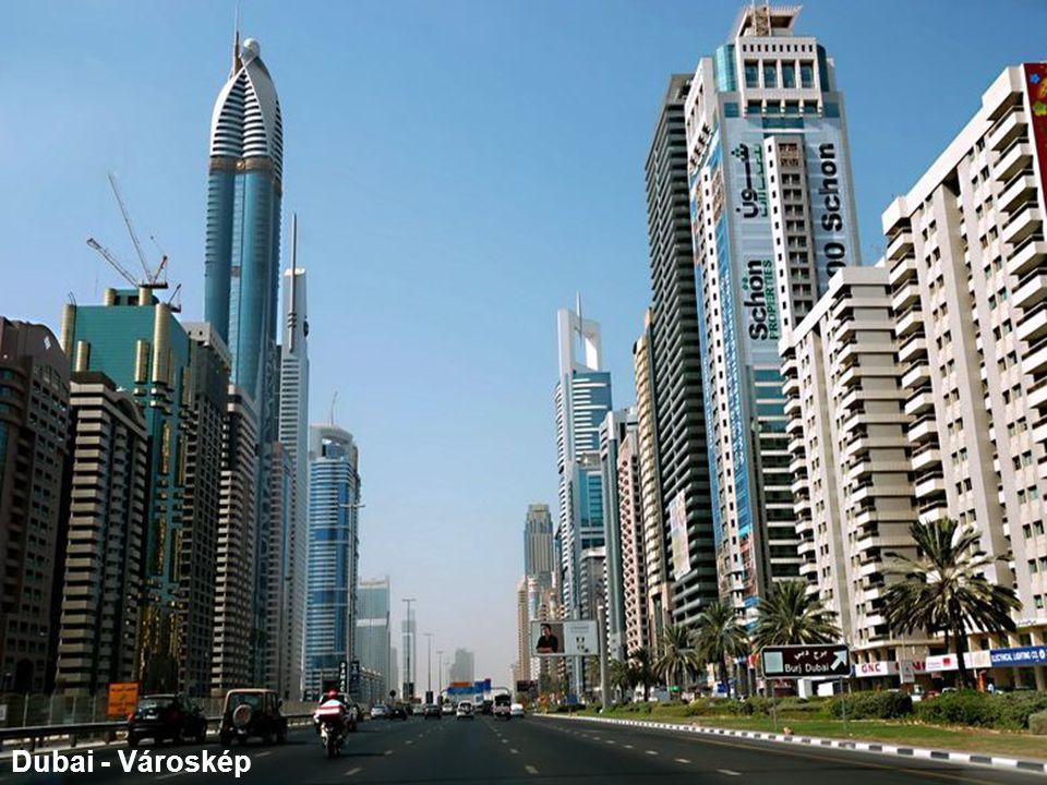 Dubai – Kereskedelmi központ
