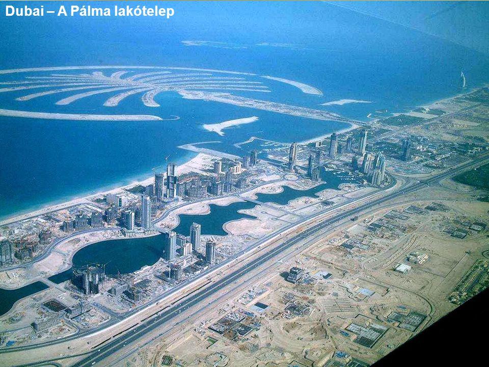 Dubai - Utcakép