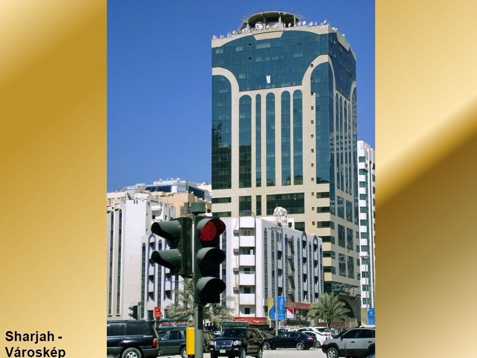 Sharjah - Erőd