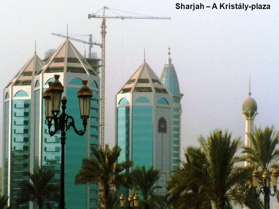Sharjah - Városkép