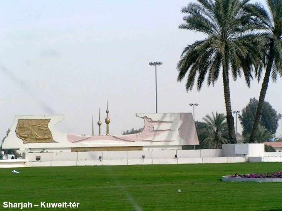 Sharjah – King Faisal mecset
