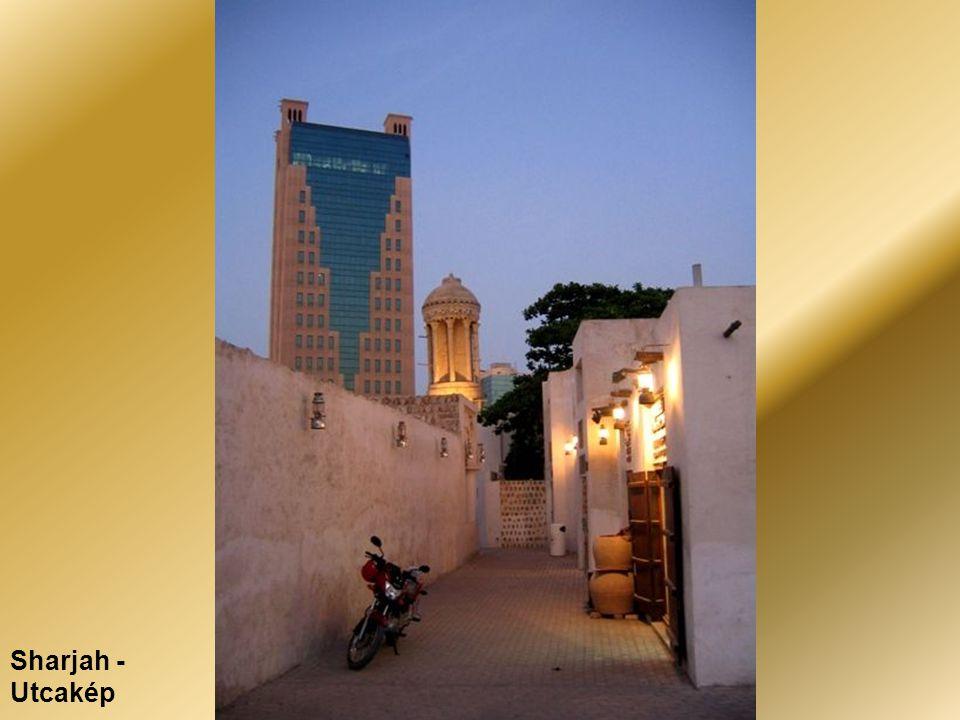 Sharjah – Kuweit-tér